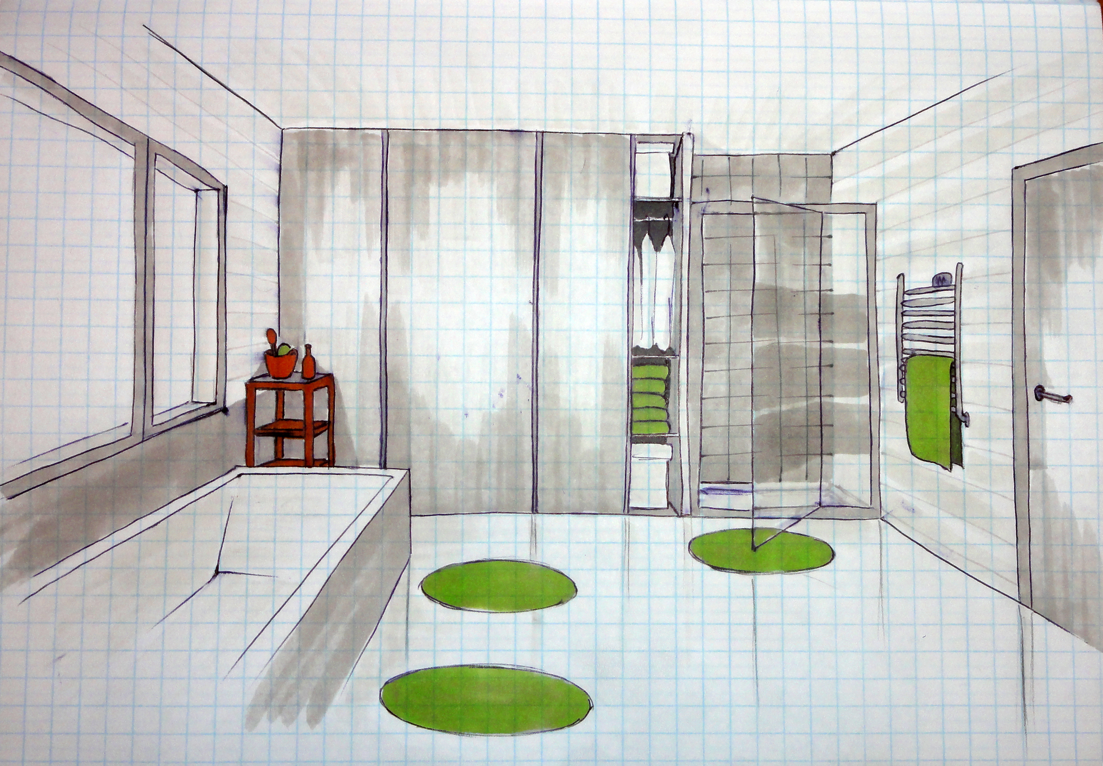 salle de bain cosy ikeasia