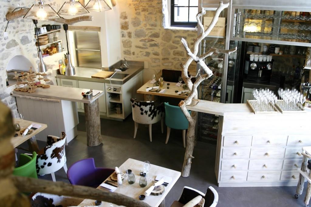 restaurant intérieur design