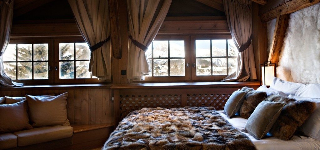 chambre chalet originale