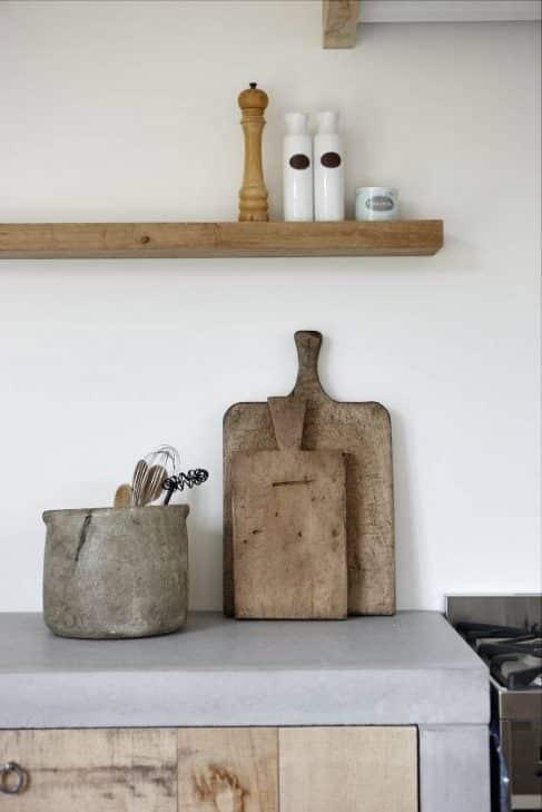 shelf kitchen