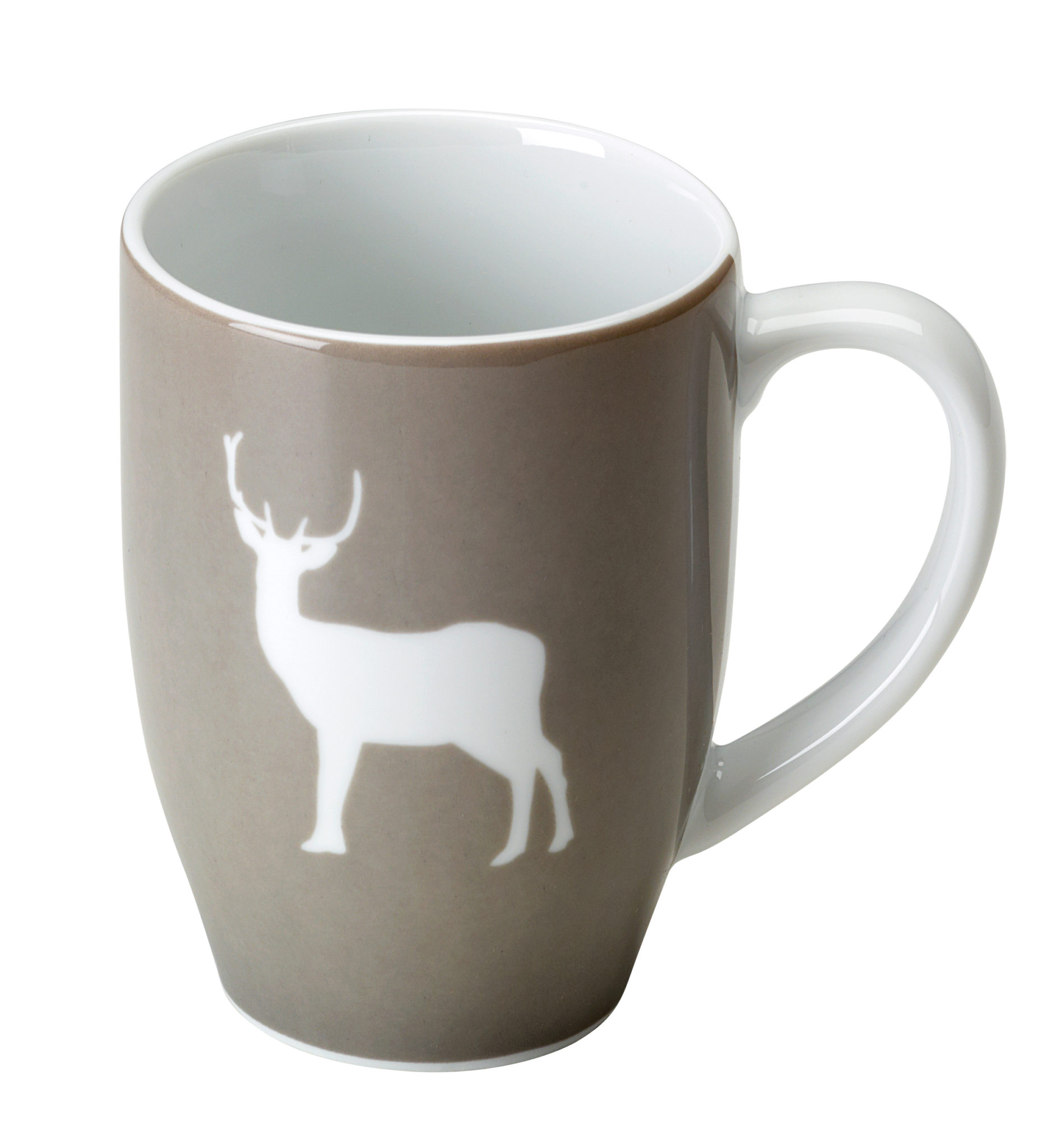 ikea chalet collection tasse cerf