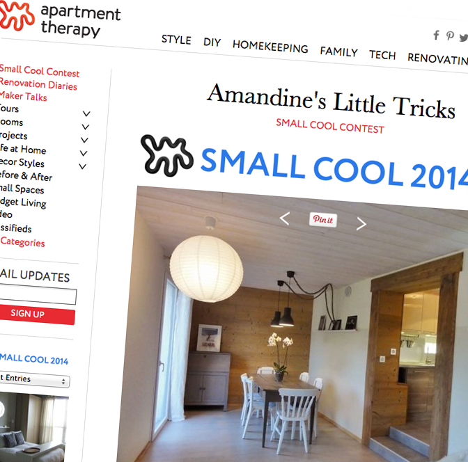 apartment therapy contest 2014