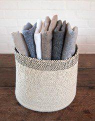 tissus laine cosy