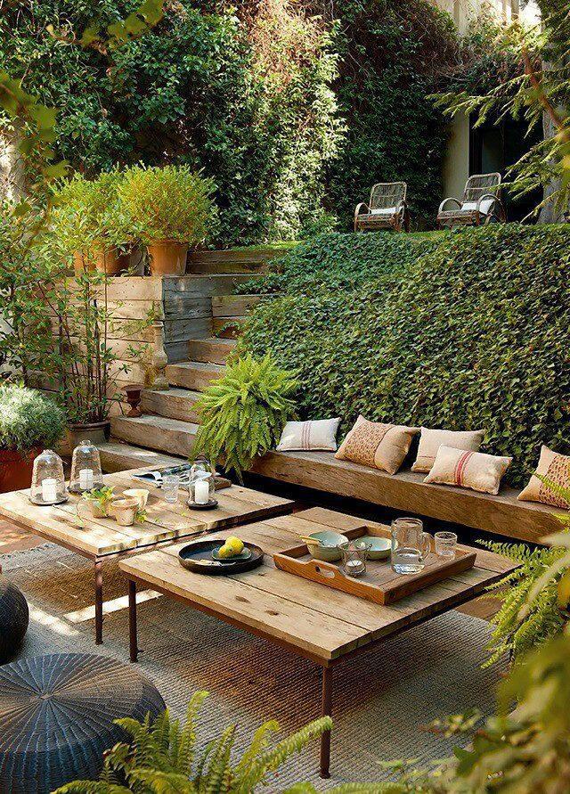 Astuces du printemps pour vos balcons et terrasses cosy for Jardin naturel