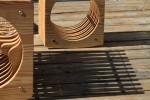 "Original furniture ""ICI"" : 100% local"