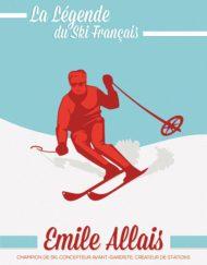 Emile Allais la légende du ski
