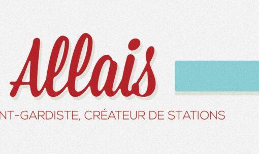 Allais, un grand nom du ski