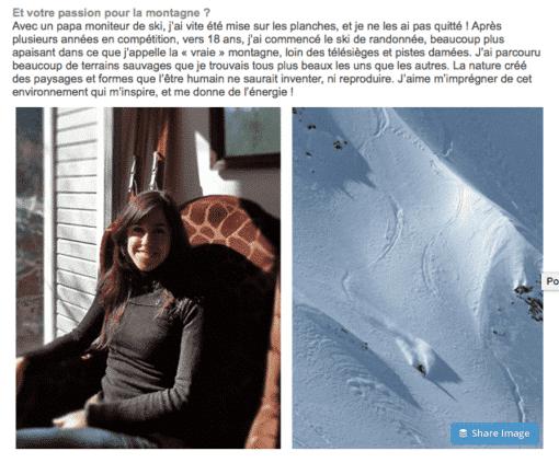 Interview Amandine Newman REVEL Coté Maison