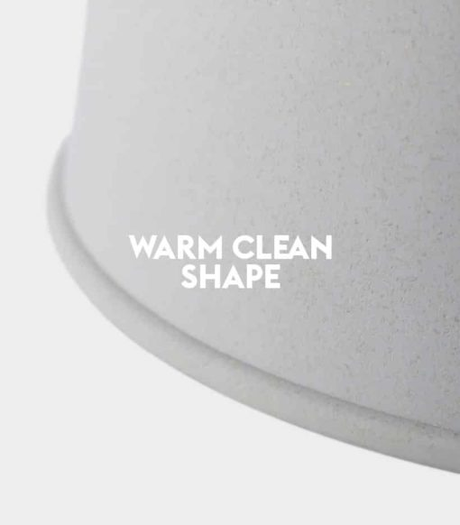 warm clean shape